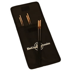 Black Swamp Percussion SPSET-2 Triangle Beater Set
