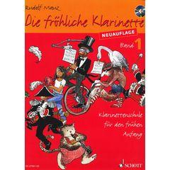 Schott Mauz Fröhliche Schule 1+CD