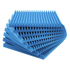 EQ Acoustics Classic Wedge 60 Tile blue