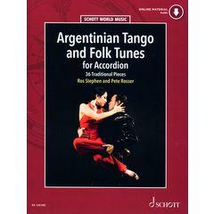 Schott Tango Folk Accordion