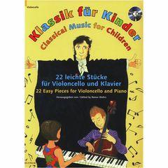 Schott Klassik für Kinder Cello