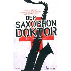 Schott Der Saxophon-Doktor