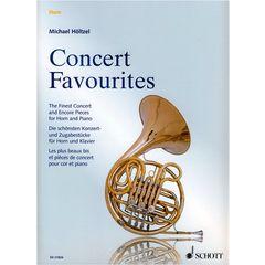Schott Concert Favourites Horn in F