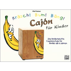Alfred Music Publishing Kräsch! Bum! Bäng! Cajon Kids