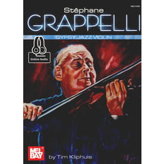 Mel Bay Stéphane Grappelli Gypsy Jazz