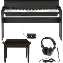 Korg LP-180 BK Set