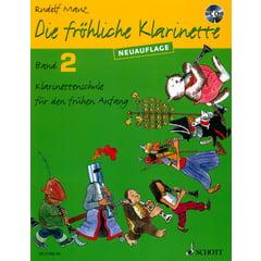 Schott Mauz Fröhliche Schule 2+CD