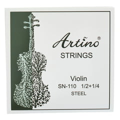 Artino SN-110 Violin Strings 1/2-1/4