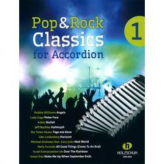 Holzschuh Verlag Pop Rock Classics Accordion 1
