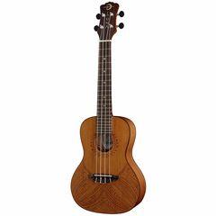 Luna Guitars Ukulele Tapa Solid Cedar