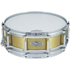 """Pearl 14""""x5"""" Free Floating Brass"""