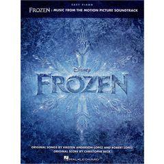Hal Leonard Frozen for Easy Piano