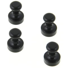 Art of Music Mini Note Magnets Black
