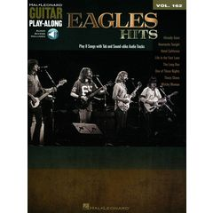 Hal Leonard Guitar Play-Along Eagles Hits