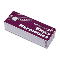 Wise Publications Notecracker Blues Harmonica