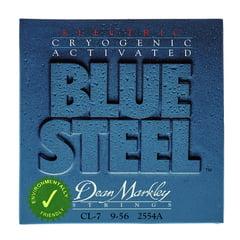Dean Markley 2554A Blue Steel 7 Electric CL