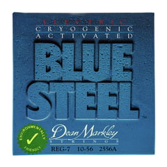 Dean Markley 2556A Blue Steel 7Electric REG