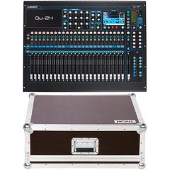 Allen & Heath Qu-24 Case Bundle