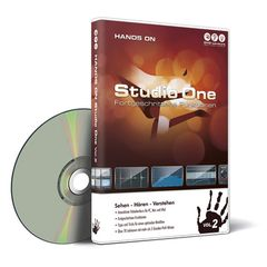 DVD Lernkurs Hands on Studio One Vol.2