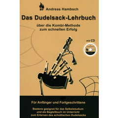 Andreas Hambsch Dudelsack Lehrbuch mit CD
