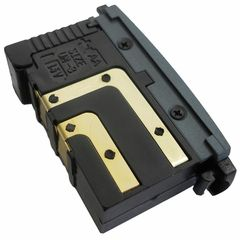 the t.bone IEM 200 R battery compartment