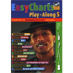 Music Factory Easy Charts 5 Play-Along
