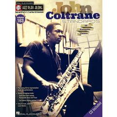 Hal Leonard Jazz Play-Along John Coltrane