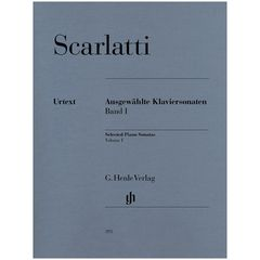 Henle Verlag Scarlatti Piano Sonatas 1