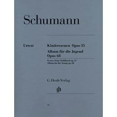 Henle Verlag Schumann Op.15 Op.68