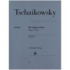 Henle Verlag Tschaikowsky Seasons Op.37bis