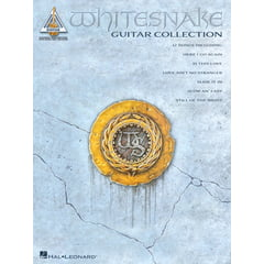 Hal Leonard Whitesnake Guitar Collection