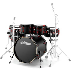 DDrum Hybrid Kit Satin Black