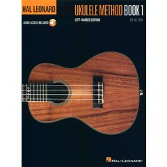 Hal Leonard Ukulele Method: Left Hand