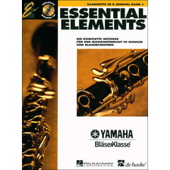 De Haske Essential Elements Clar. B  1