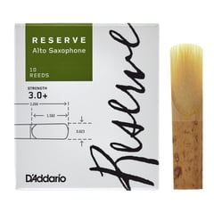 DAddario Woodwinds Reserve Alto Sax 3,0+