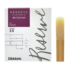 DAddario Woodwinds Reserve Clarinet Classic 3,5