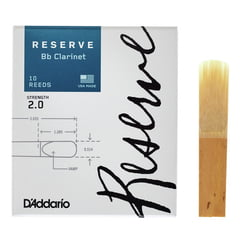 DAddario Woodwinds Reserve Clarinet 2,0