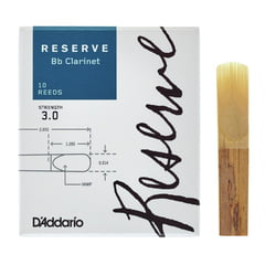DAddario Woodwinds Reserve Clarinet 3,0