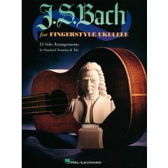 Hal Leonard J.S.Bach f Fingerstyle Ukulele