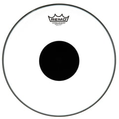 "Remo 13"" CS White Smooth"