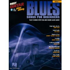 Hal Leonard Easy Guitar Play Along:Blues