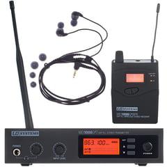 LD Systems MEI 1000 G2 SE112 Bundle