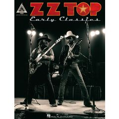 Hal Leonard ZZ Top Early Classics