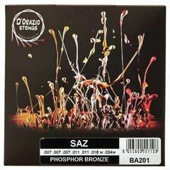 Dorazio BA201 Turkish Baglama Strings