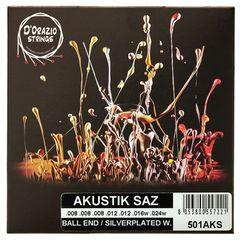 Dorazio 501AKS Akustic Saz Strings