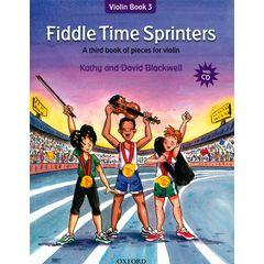 Oxford University Press Fiddle Time Sprinters +CD