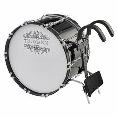 Thomann BD2414BL Marching Bass Drum