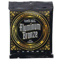 Ernie Ball 2568 Aluminum Bronze