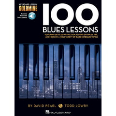 Hal Leonard Keyboard Lesson: 100 Blues