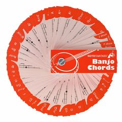 Wise Publications Notecracker Banjo Chords